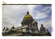 Bird Over St Basil's Cathedral Carry-all Pouch