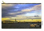 Bird Over The Volga River - St Petersburg Carry-all Pouch