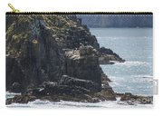 Bird Paradise On Cook Strait Carry-all Pouch