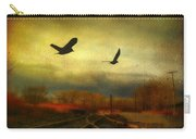 Country Bird Rail Carry-all Pouch