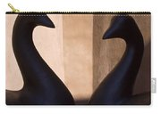 Bird Sculptures Carry-all Pouch