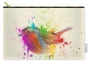 Bird Study Carry-all Pouch