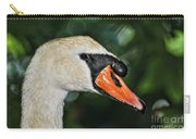 Bird - Swan - Mute Swan Close Up Carry-all Pouch