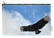 Bird The Black Vulture Carry-all Pouch