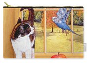 Bird Watching Carry-all Pouch by Ditz
