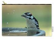 Birdbath Funtime Carry-all Pouch