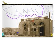 Birdcage Theater Number 1 Tombstone Arizona C.1934-2008 Carry-all Pouch