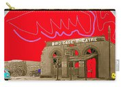 Birdcage Theater  Tombstone Arizona Ca.1934 Carry-all Pouch