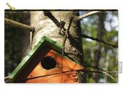 Birdhouse By Line Gagne Carry-all Pouch