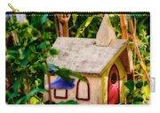 Birdhouse Church Carry-all Pouch