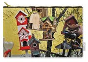 Birdhouse Subdivision Carry-all Pouch