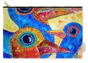 Birds 736 - Marucii Carry-all Pouch