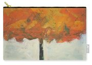 Birds And Maple Carry-all Pouch