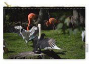 Birds Gather Carry-all Pouch