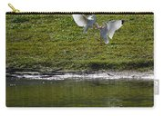 Birds In Fight Carry-all Pouch