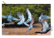 Birds In Flight 030515aa Carry-all Pouch