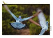 Birds In Flight 030515ab Carry-all Pouch