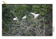 Birds In The Brush Carry-all Pouch