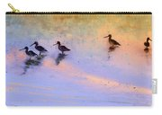 Birds In The Camargue Carry-all Pouch