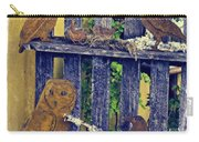 Birds Of A Feather Stay Together Carry-all Pouch