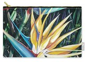 Birds Of Paradise  2   Sold Carry-all Pouch