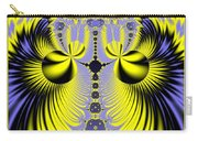 Birds Of Paradise Fractal 160 Carry-all Pouch