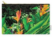 Birds Of Paradise Carry-all Pouch