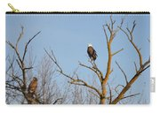 Birds Of Prey II Carry-all Pouch