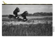 Birds Of The Wetlands V12 Carry-all Pouch