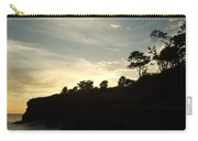 Birds Over Cliff Carry-all Pouch