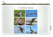 Birds - Pelicans - Boxed Cards Carry-all Pouch