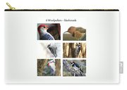 Birds - Woodpeckers - Boxed Cards Carry-all Pouch