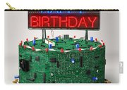 Birthday Cake For Geeks Carry-all Pouch