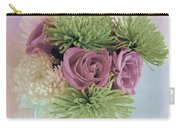 Birthday Flowers Three Carry-all Pouch