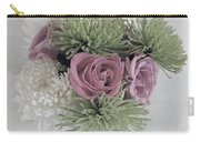 Birthday Flowers Two Carry-all Pouch