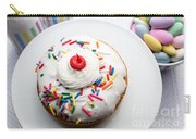 Birthday Party Donut Carry-all Pouch