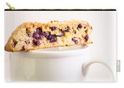 Biscotti And Coffee Carry-all Pouch