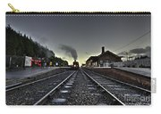 Bishops Lydeard By Dusk  Carry-all Pouch