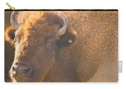 Bison Evening Carry-all Pouch