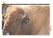 Bison Lick Carry-all Pouch