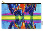 Bison Reflections Carry-all Pouch