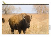 Bison Tall Grass Carry-all Pouch