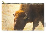 Bison Wander Carry-all Pouch