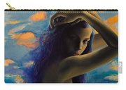 Bittersweet Carry-all Pouch by Dorina  Costras