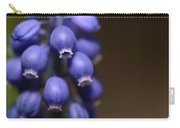 Bitty Blue Bells Carry-all Pouch