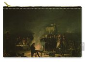 Bivouac Of Napoleon I 1769-1821 On The Battlefield Of The Battle Of Wagram, 5th-6th July 1809, 1810 Carry-all Pouch