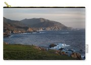 Bixby Bridge And Cows Carry-all Pouch
