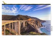 Bixby Bridge Carry-all Pouch