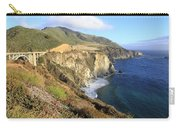 Bixby Bridge Over The Creek Carry-all Pouch
