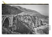 Bixby Overlook Carry-all Pouch by Heather Applegate